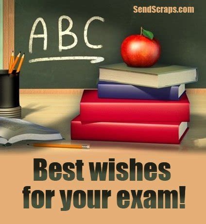 ᐅ Top 7 Exams images, greetings and pictures for WhatsApp ... Final Exam Wishes