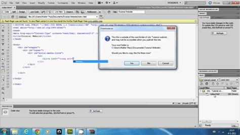 tutorial photoshop cs5 nederlands deel 1 html css tutorial nederlands dreamweaver cs5 5