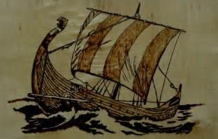 Viking ship wallpaper forwallpaper com