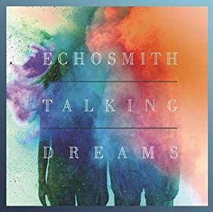 Cd Echosmith Talking Dreams echosmith talking dreams