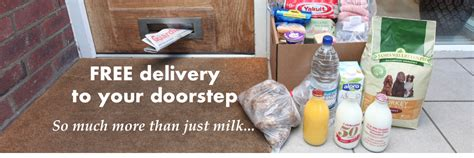 Door Stop Delivery by Sheldons