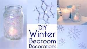 winter room decor room decor diy winter bedroom decorations tutorial