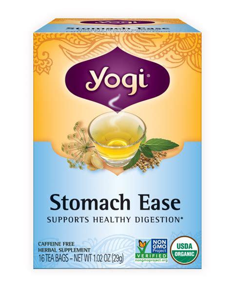 Can You Drink Yogi Detox Tea Cold by Stomach Ease Yogi Tea