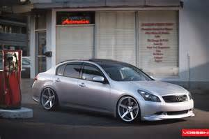 Infiniti G35 Wheels Vossen Wheels