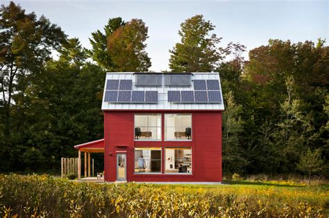 the go home passive house contemporary exterior