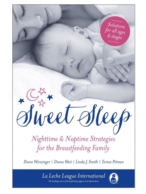 libro sweet sleep nighttime and sweet sleep nighttime naptime strategies for the breastfeeding family