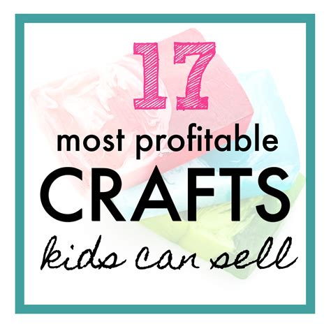 Most Sellable Crafts Easy Craft Ideas