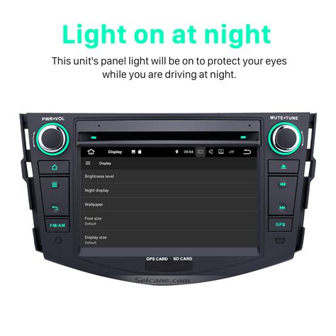 automotive service manuals 2010 toyota rav4 navigation system android 7 1 1 aftermarket head unit for 2006 2012 toyota rav4 with hd touchscreen 1024 600 radio