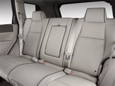 Jeep Grand Seating Image 2008 Jeep Grand Rwd 4 Door Overland Rear