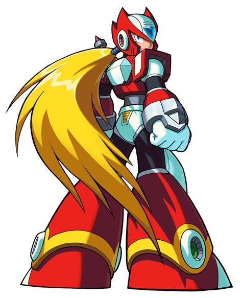rockman zero building character zero oprainfall