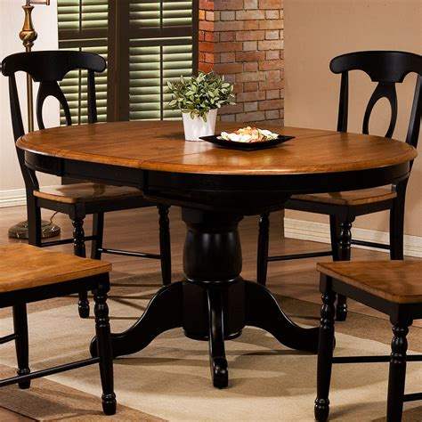 Winners Only Dining Table Winners Only Dq14257 Quails Run 57 In Pedestal Dining Table Atg Stores