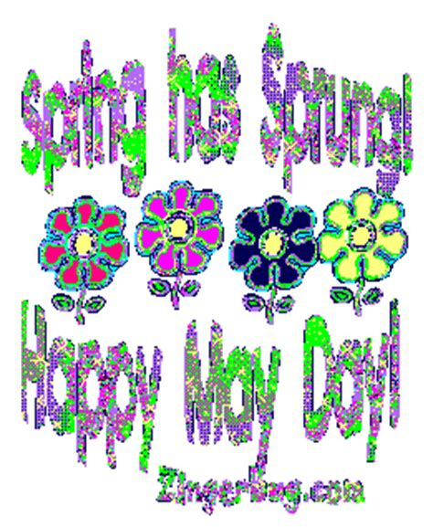 may day meme has sprung happy may day glitter graphic greeting