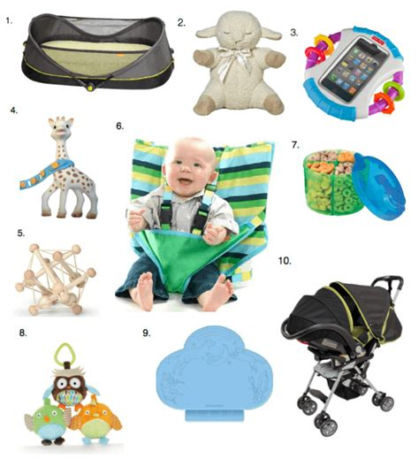 as top 9 mhr baby shop best products for travel with an infant baby or toddler
