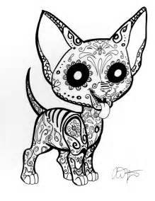 sugar skull coloring page free coloring pages of suger