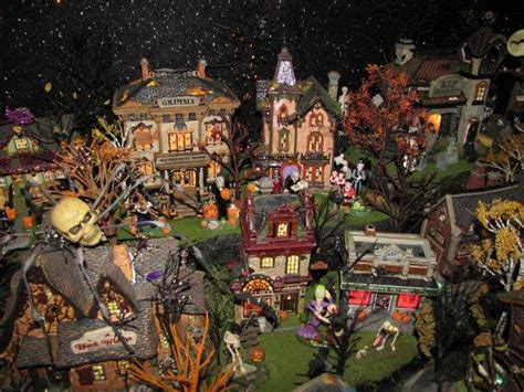 christmas village fun blog department 56 2011 collector