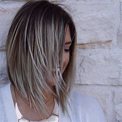 best hair color for thin hair best 10 thin highlights ideas on hair color
