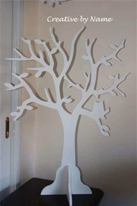 Birthdays Trees And Jewellery On Pinterest Cardboard Tree Template