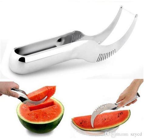 Watermelon Fruit Tool 2017 watermelon cutter knife fruit fast slicer smart