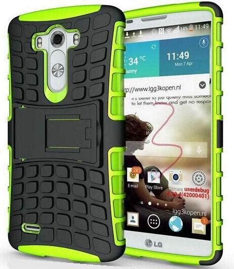 Rugged Hybrid Armor Lg G3 dual layer hybrid armor rugged silicone cover shock proof