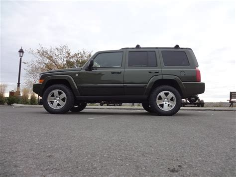 Jeep Commander Tire Size 2007 Another Fdufour226 2007 Jeep Commander Post 6242260 By