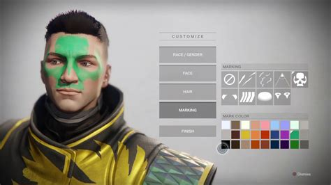 i ll be there characters character creation showing 1 destiny 2 all character creation options youtube