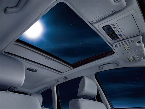 Sunroof Dan Moonroof mengetahui perbedaan sunroof moonroof dan panoramic roof panduan pembeli mobil123