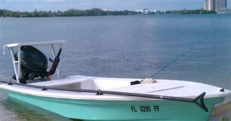 johnsen skiff boat pin by matt balliett on john boat micro skiff build