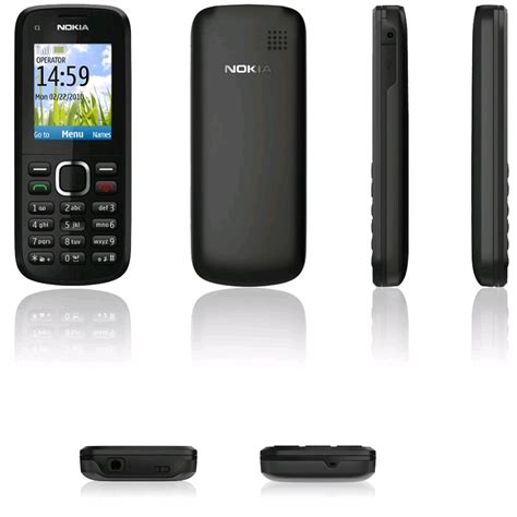 Hp Acer C1 larger image for nokia c1 02 black expansys uk