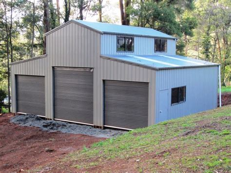 american style barn sheds building services in shepparton