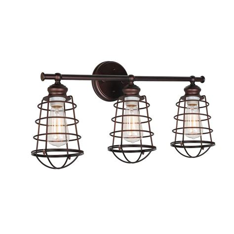Design House Ajax Collection | design house ajax collection 3 light textured coffee