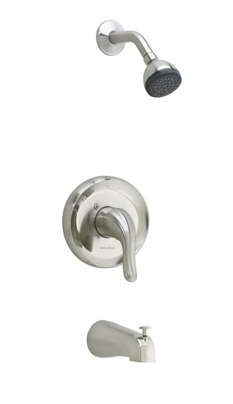 American Standard Single Handle Shower Faucet by American Standard Cadet Single Handle Tub And Shower