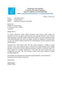 contoh surat perkenalan untuk keperluan bisnis