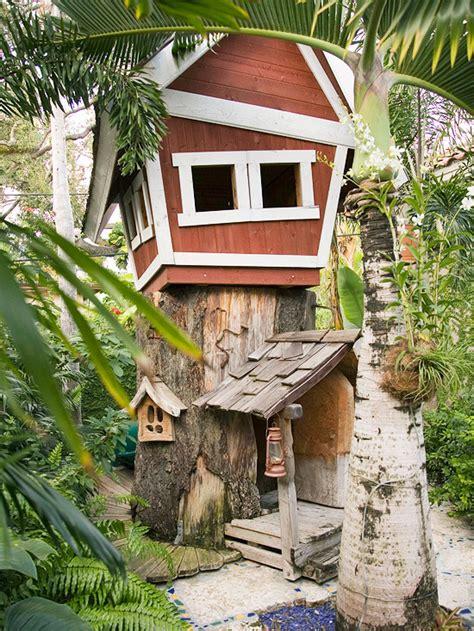 Hängematte Für Garten by Spielhaus Idee Garten