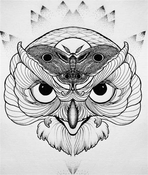 tattoo design drawings tumblr owl sketch by lookawake on deviantart