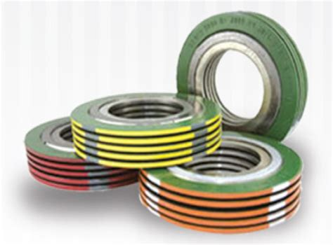 Gasket Spiral Wound products industrial seals and gaskets