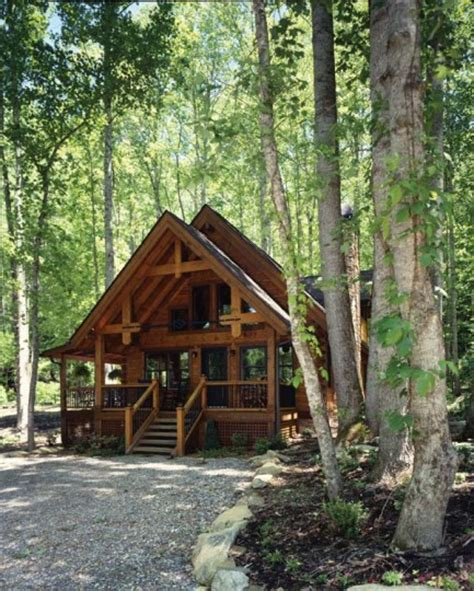 Cabins In Carolina by On Happy Trails A Hybrid Vacation Cabin In Carolina