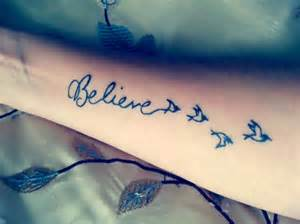 17 best images about believe tattoos on pinterest birds