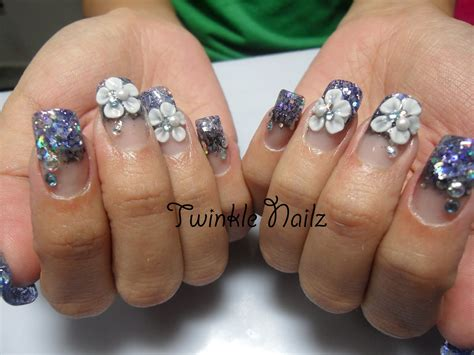 3d Nails by 3d Acrylic Nail Designs