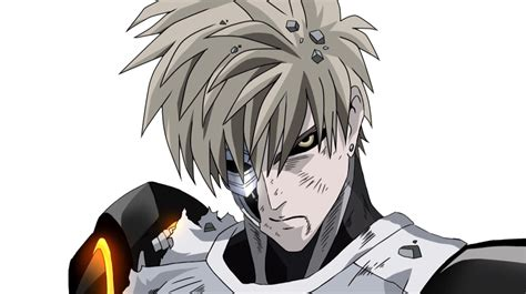 Kaos Anime Genos One Punch genos fond d 233 cran and arri 232 re plan 1372x768 id 666883