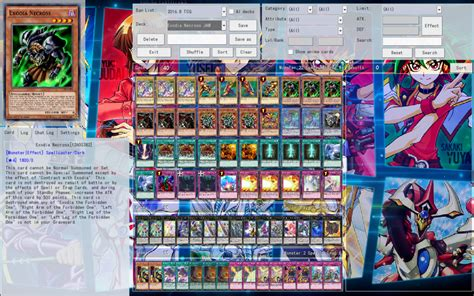 exodia ftk deck list exodia necross deck by jam4077 on deviantart