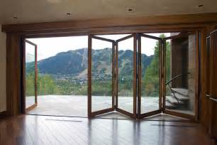 Sliding Door As Front Door Different Types Of Exterior Folding Sliding Patio Doors