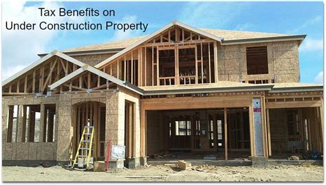 loan for construction of house under construction house tax benefits on home loan