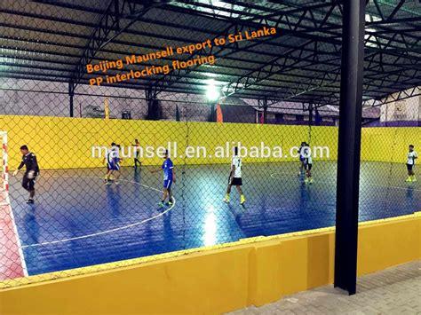 alibaba futsal pekayon suge indoor interlocking football futsal soccer court