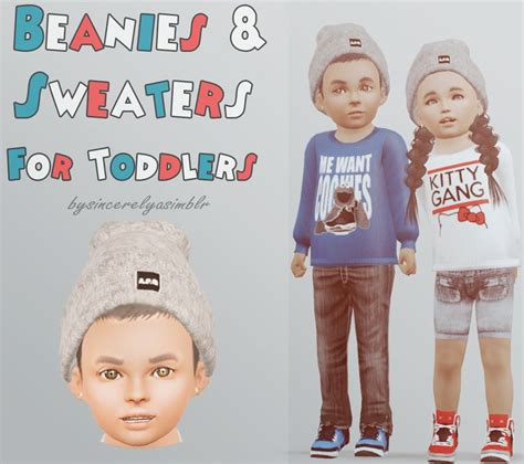 sims 4 custom content toddler 19 best images about sims 4 toddlers kids on pinterest