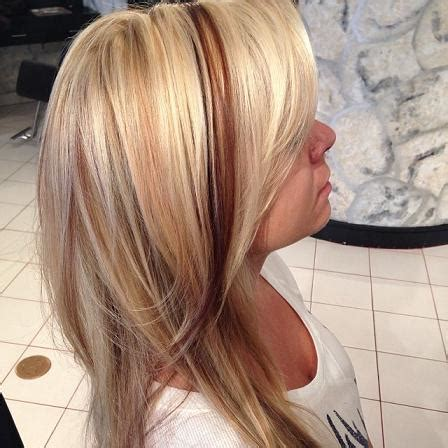 blonde and copper hairstyles blonde copper hairstyles how to