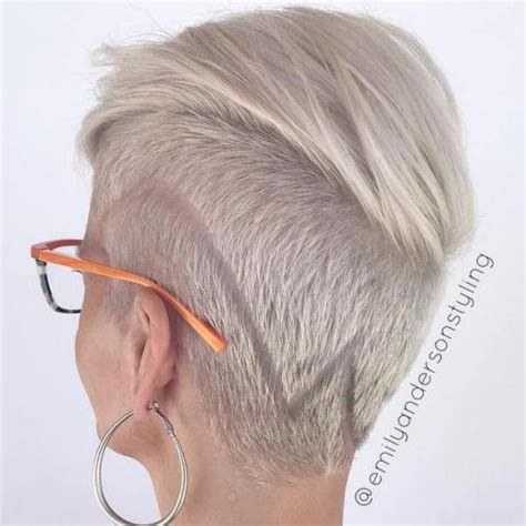 how to ask for an undercut medium hairstyle men 40 hair сolor ideas with white and platinum blonde hair