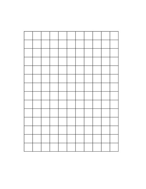 grid chart template worksheet blank grids grass fedjp worksheet study site
