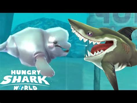 Hungry Shark World Giveaways Top - hungry shark world all new shark pet kraken megalodon shark