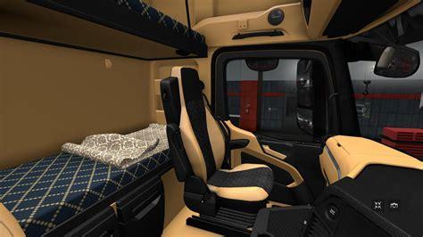 luxury hd interior  actros mp final  interior