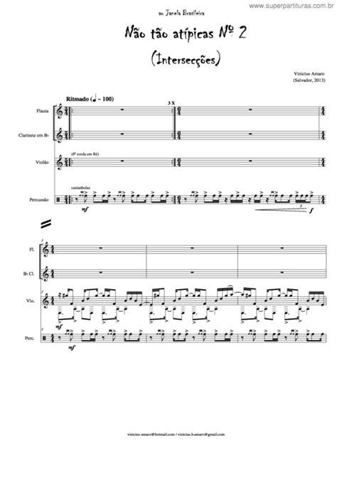 Super Partituras - Partituras de músicas para Flauta